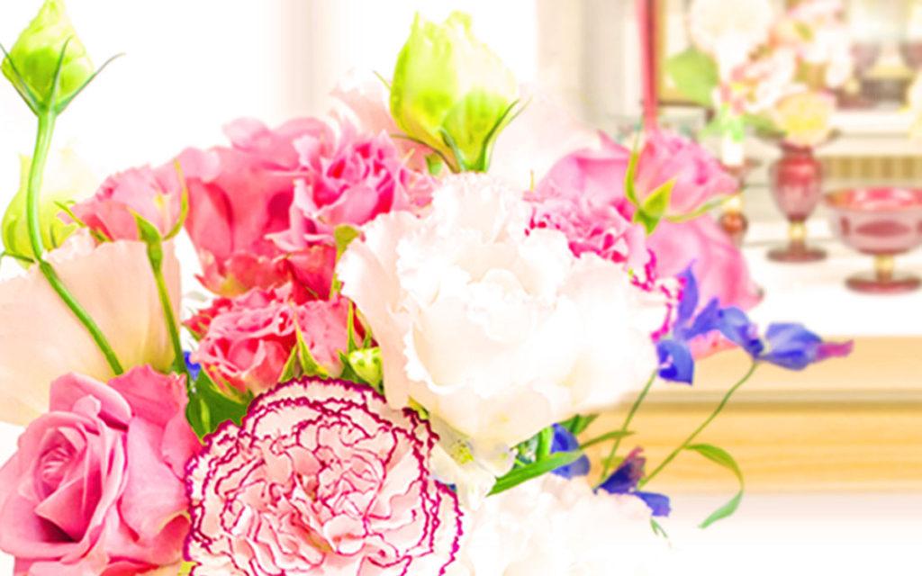 お花と仏壇