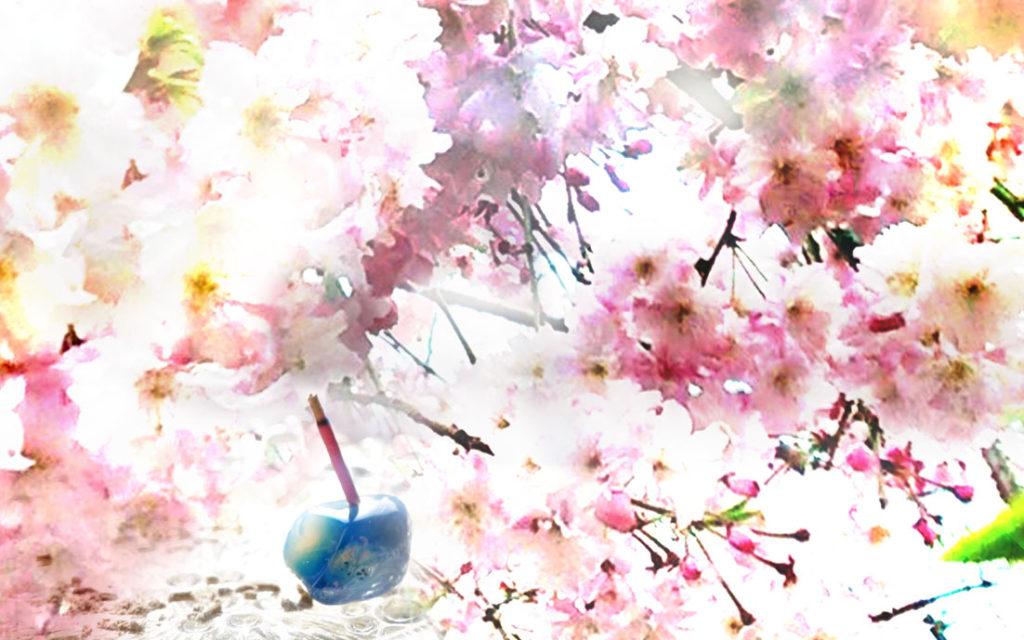 里桜 桜の香り